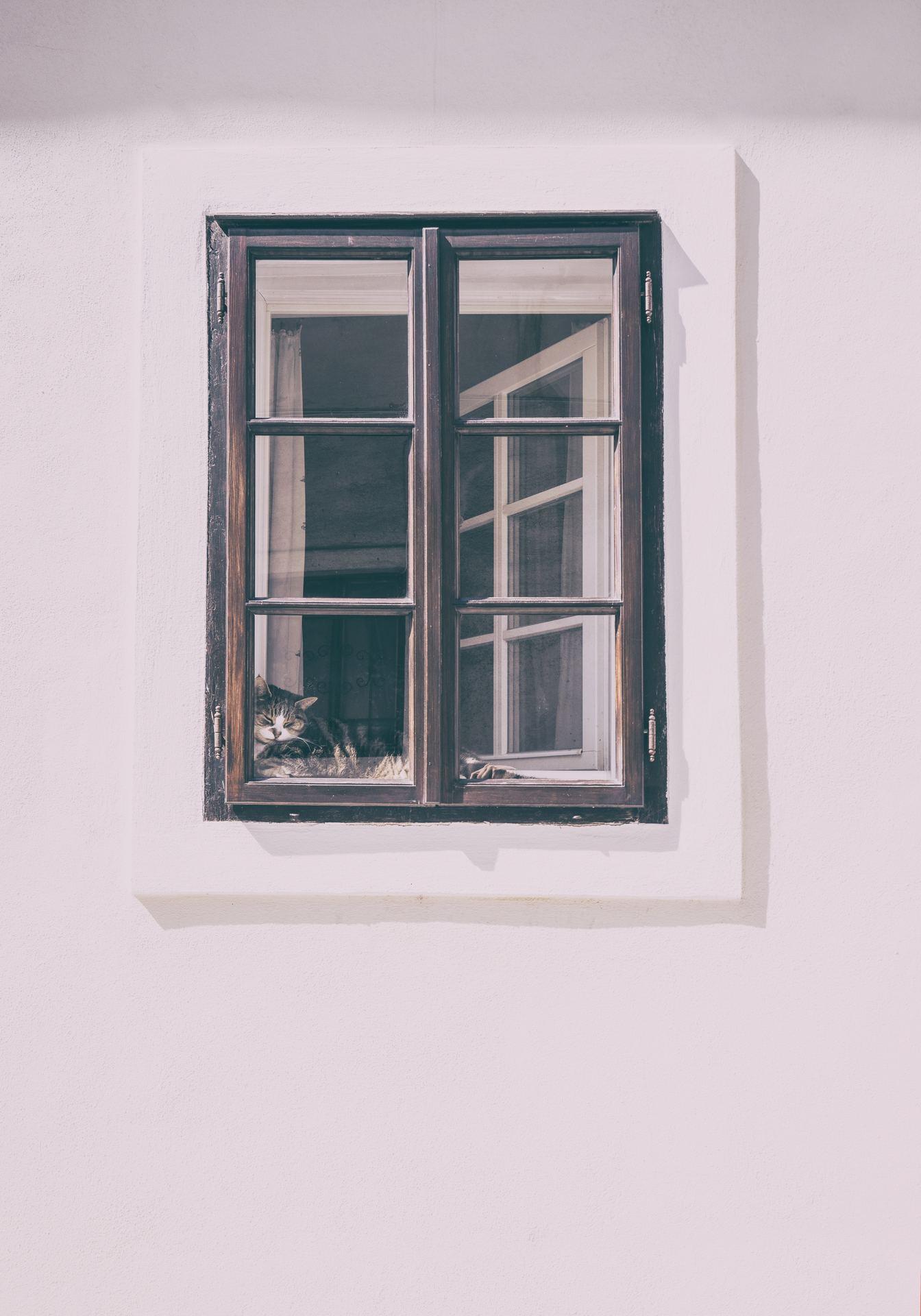 Tänk klart - tänk på dina fönster